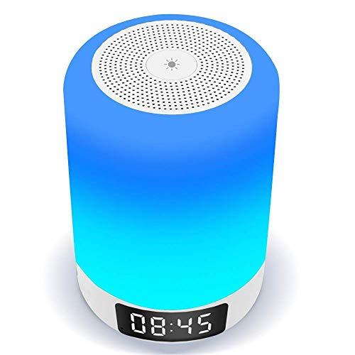 【最新版 Bluetooth 5.0】【光+音!ランプ+ワイ...
