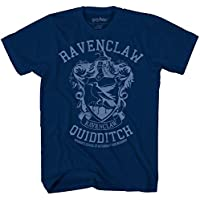 Harry Potter Gryffindor Slytherin Ravenclaw Hufflepuff Quidditch Team Boys Youth T-Shirt