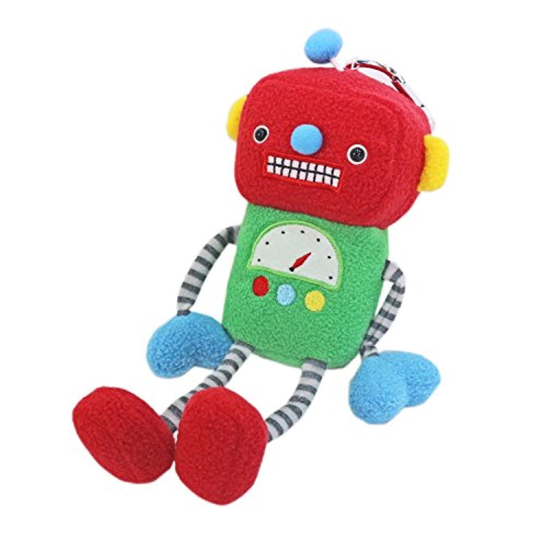 カラフルロボット (S) レッド