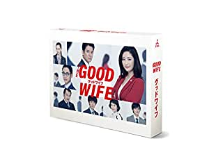 【メーカー特典あり】グッドワイフ Blu-ray BOX(B6クリアファイル付)