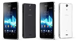 SONY Xperia V (Black ブラック) SIMフリー海外携帯