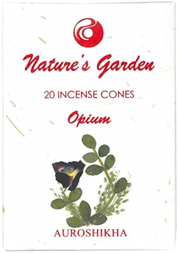 ケニア第二に花束AUROSHIKHA オピウム コーン香