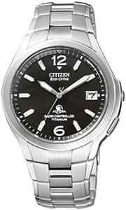 [シチズン]CITIZEN 腕時計 ATTESA アテッサ Eco-Drive エコ・ドライブ ソーラー電波時計 ATD53-2611 メンズ