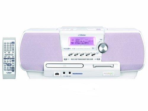 JVC RD-M2-P memory Clavia CD-MDメモリーポータブルシステム ピンク