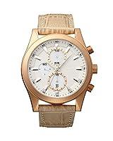 キャサリンハムネット 腕時計 KATHARINE HAMNETT ホワイト×ピンクゴールド クロノグラフ II KH27E9-04 並行輸入品