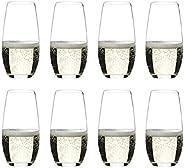 [正規品] RIEDEL リーデル シャンパン グラス 8個セット リーデル・オー シャンパーニュ 264ml  0414/28-8