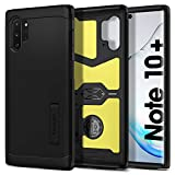 Spigen Tough Armor Designed For Samsung Galaxy Note 10 Plus Case/Galaxy Note 10 Plus 5G Case (2019) - Black