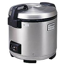 タイガー 炊飯器 「炊きたて」二升 業務用 ステンレス JNO-B360-XS