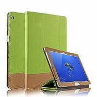 windykids softbank MediaPad M3 Lite 8 ケース m3 lite8 カバー 緑 m3 lite8 lite 8 CPN-W09/CPN-L09 3点セット 保護フィルム タッチペン おまけ フィルム スタンドケース スタンド y!mobileメディアパッド エム3 ライト 8 MediaPad-M3-Lite-8,緑(3set) MediaPad-M3-Lite-8,緑(3set)