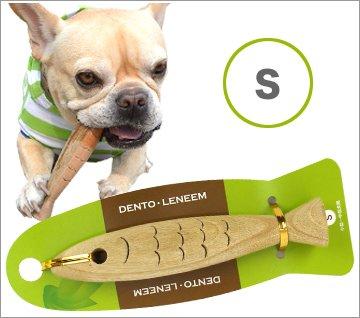 JUPITER ジュピター DENTO LENEEM デント レニーム S 犬 おもちゃ