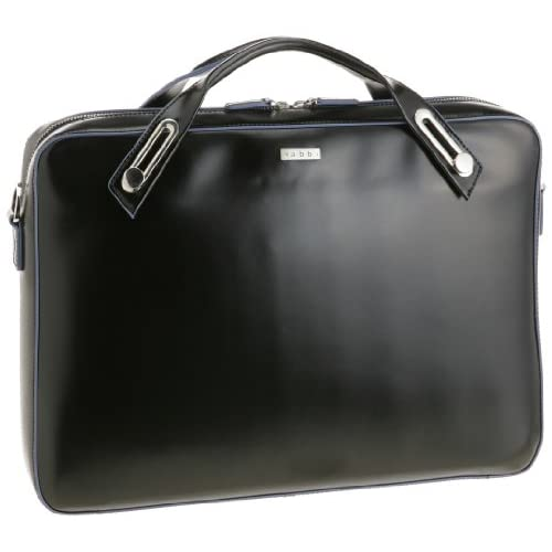 [アビィ・ニューヨーク] ティファニーブリーフケース B6206 Black (ブラック)
