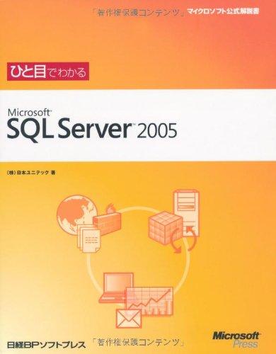 ひと目でわかる SQL SERVER2005 (マイクロソフト公式解説書)の詳細を見る