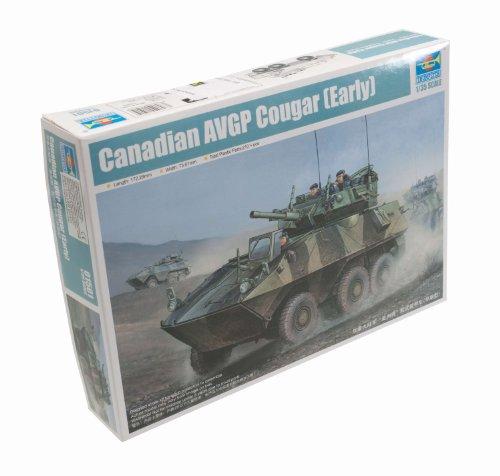1/35 カナダ軍 クーガー 6×6 装輪装甲車