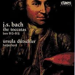 輸入盤 ウルスラ・デュッチュラー バッハ:トッカータ BWV 910-916のAmazonの商品頁を開く
