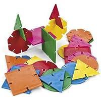 幾何図形の接続 – カリキュラムプロジェクト&アクティビティ&ブロック& Manipulatives