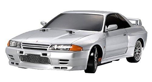 1/10 電動RCカーシリーズ No.428 1/10 NISSAN スカイライン GT-R R32 TT-01D ドリフトスペック 58428