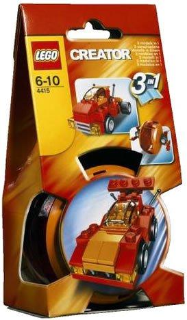 レゴ (LEGO) クリエイター 自動車ポッド 4415