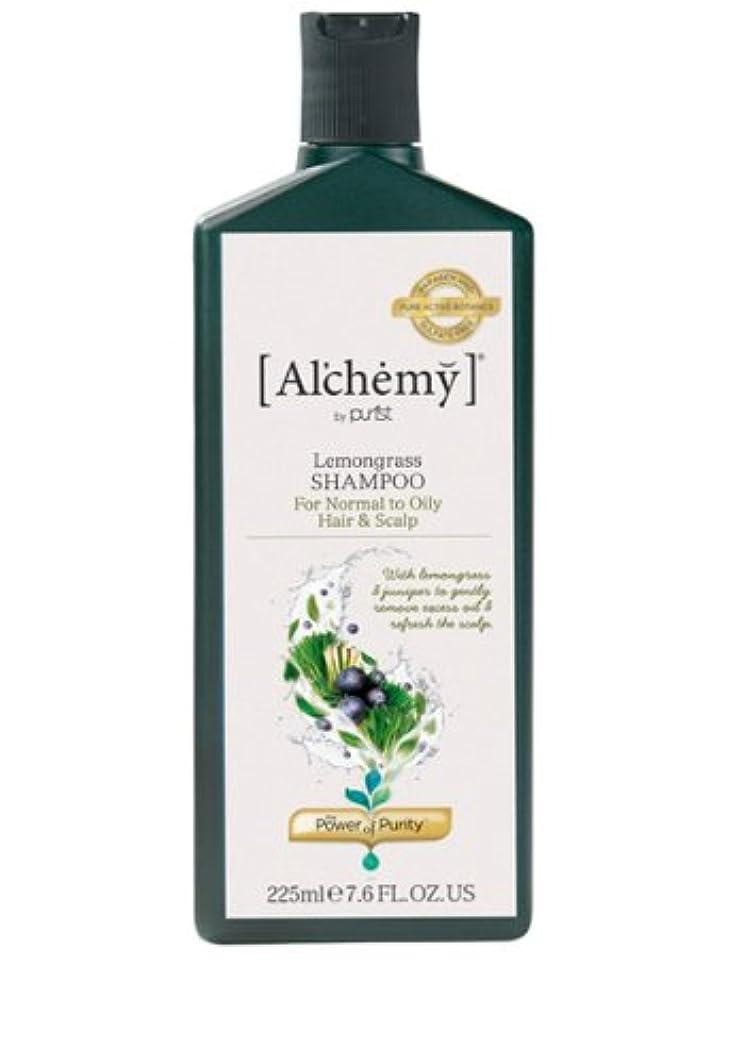 疎外するより良いスケート【Al'chemy(alchemy)】アルケミー レモングラスシャンプー(Lemongrass Shampoo)(オイリー髪用)225ml