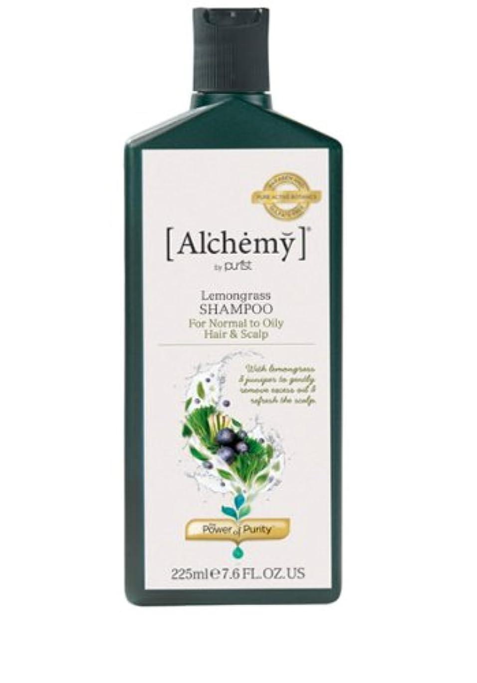 高層ビル溶ける甘やかす【Al'chemy(alchemy)】アルケミー レモングラスシャンプー(Lemongrass Shampoo)(オイリー髪用)225ml