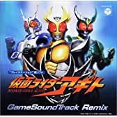 PS用ソフト 仮面ライダーアギト Game Sound Track Remix