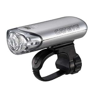 キャットアイ(CAT EYE) LEDヘッドライト HL-EL140 JIS前照灯規格適合品 シルバー