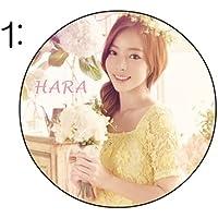 KARA カラ HARA ハラ 缶バッチ 缶バッジ 1