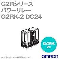 オムロン(OMRON) G2RK-2 DC24 パワーリレー NN