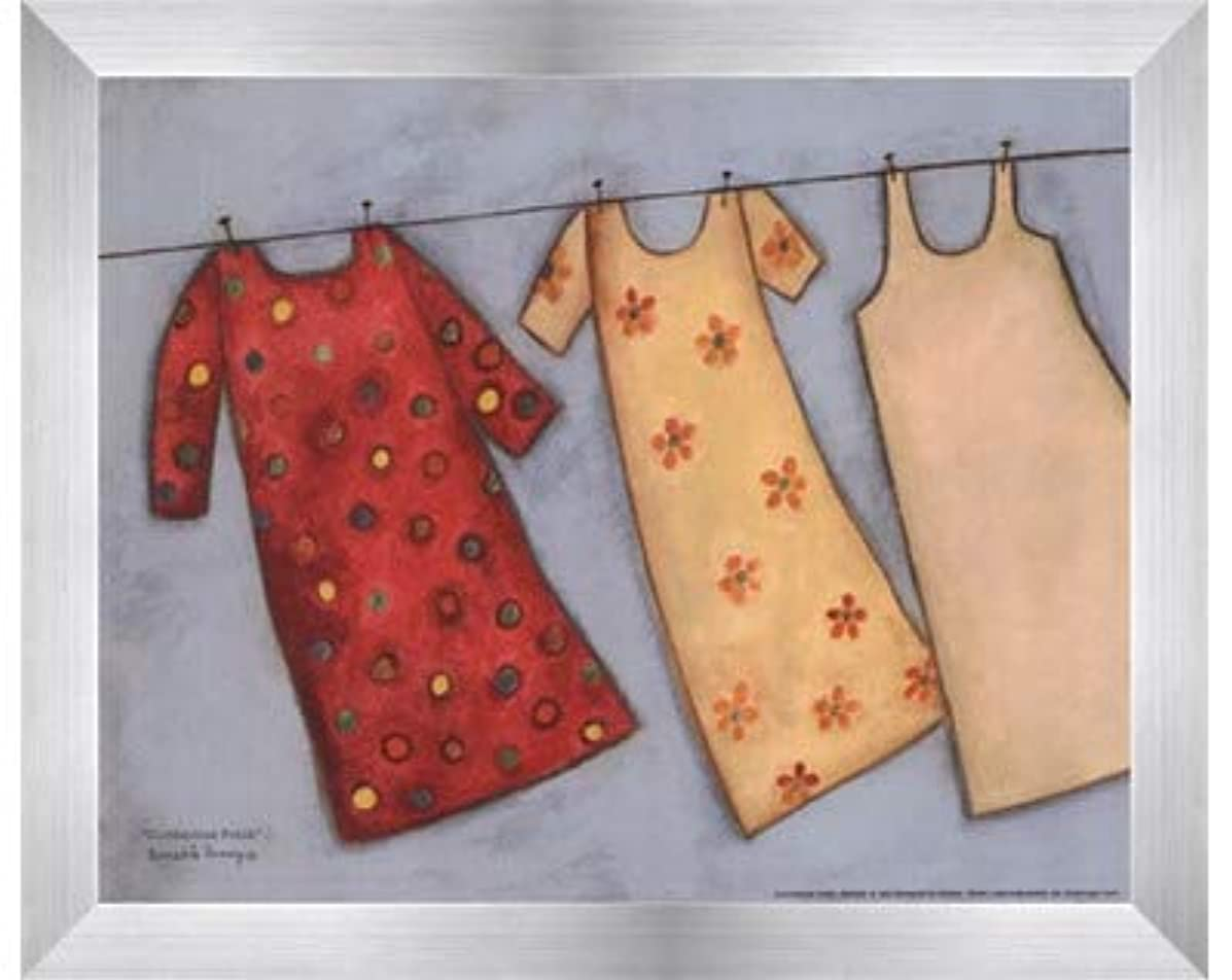 Clothesline Fresh by Bernadette Deming – 10 x 8インチ – アートプリントポスター LE_479905-F9935-10x8