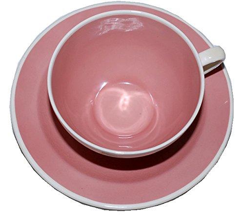 スージークーパー Sucie Cooper パトリシアローズ Patriciarose ピンクティーカップ&ソーサー【並行輸入品】