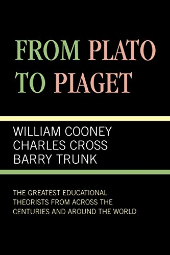 Download From Plato To Piaget 0819190101