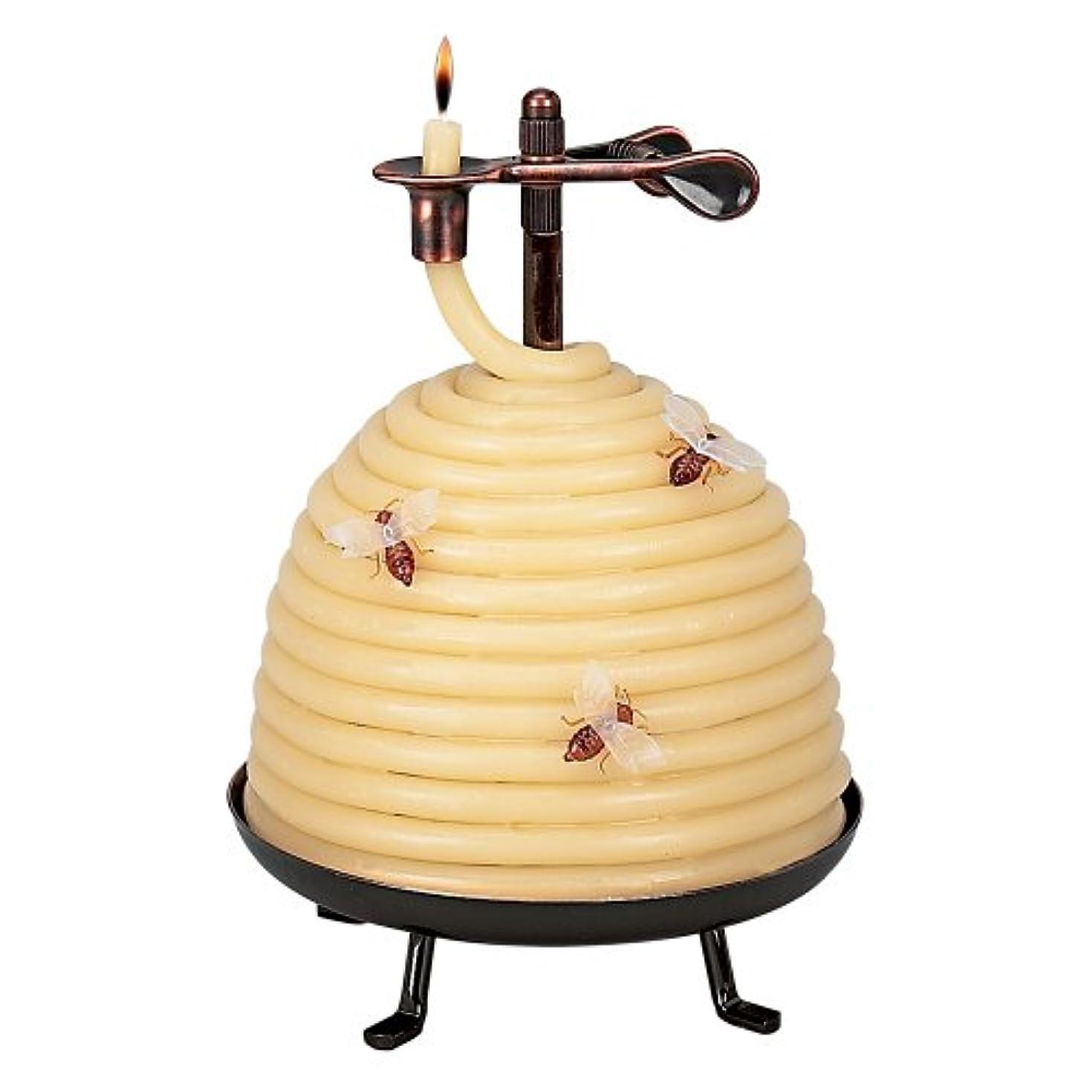 ゼリーパース海洋のCandle By The Hour 20641B 70 Hour Beehive Coil Candle