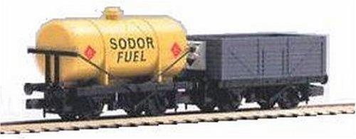 Nゲージ車両 黄色のタンク貨車セット HO-804