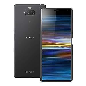 Sony Xperia 10 Plus (I4293) 6GB / 64GB 6.5インチLTEデュアルSIM SIMフリー [並行輸入品] (ブラック)