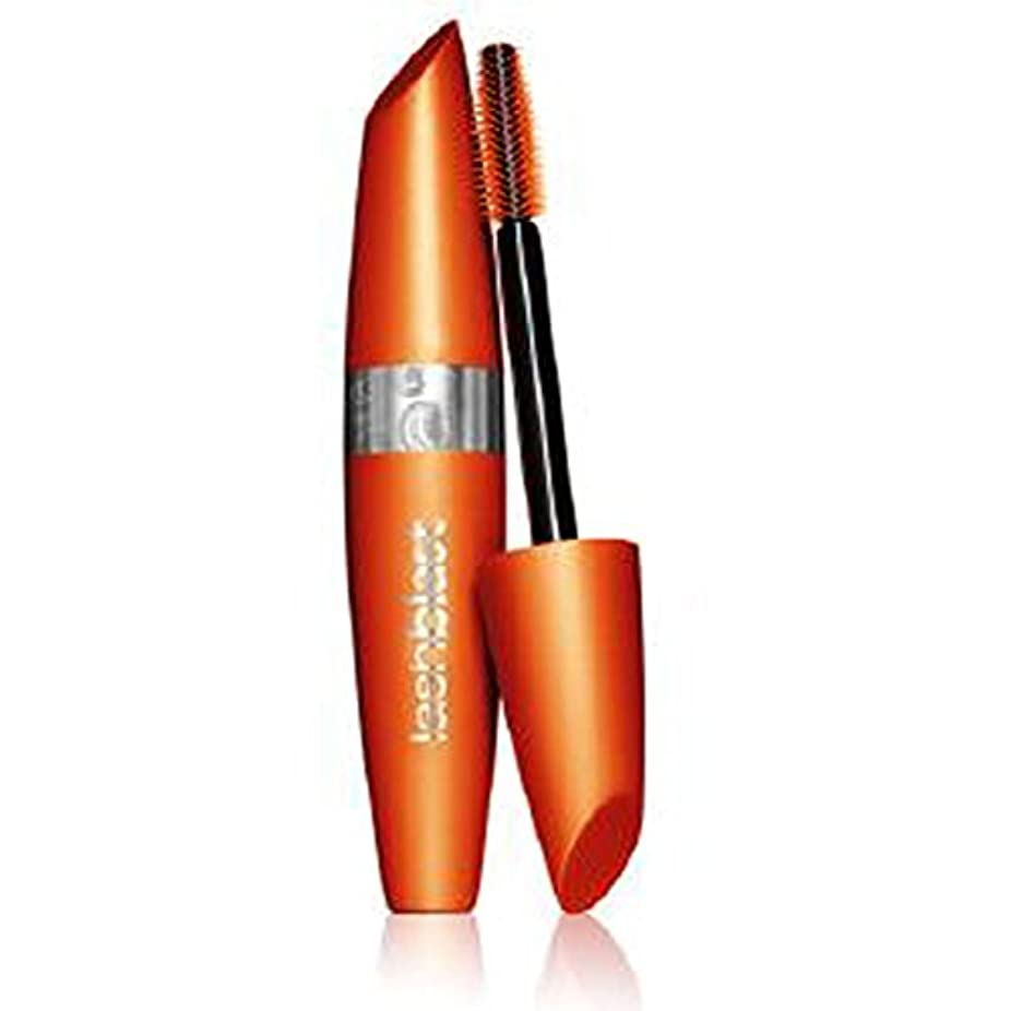 赤面それに応じて呼び出す(Black) - CoverGirl LashBlast Waterproof Mascara, Black 830 (3-pack)