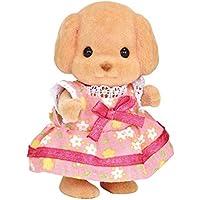 シルバニアファミリー 人形 トイプードルの女の子