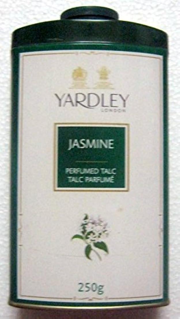 合併未使用疑問を超えてYardley London Jasmine Perfumed Talc - 250 g. 808 oz - India