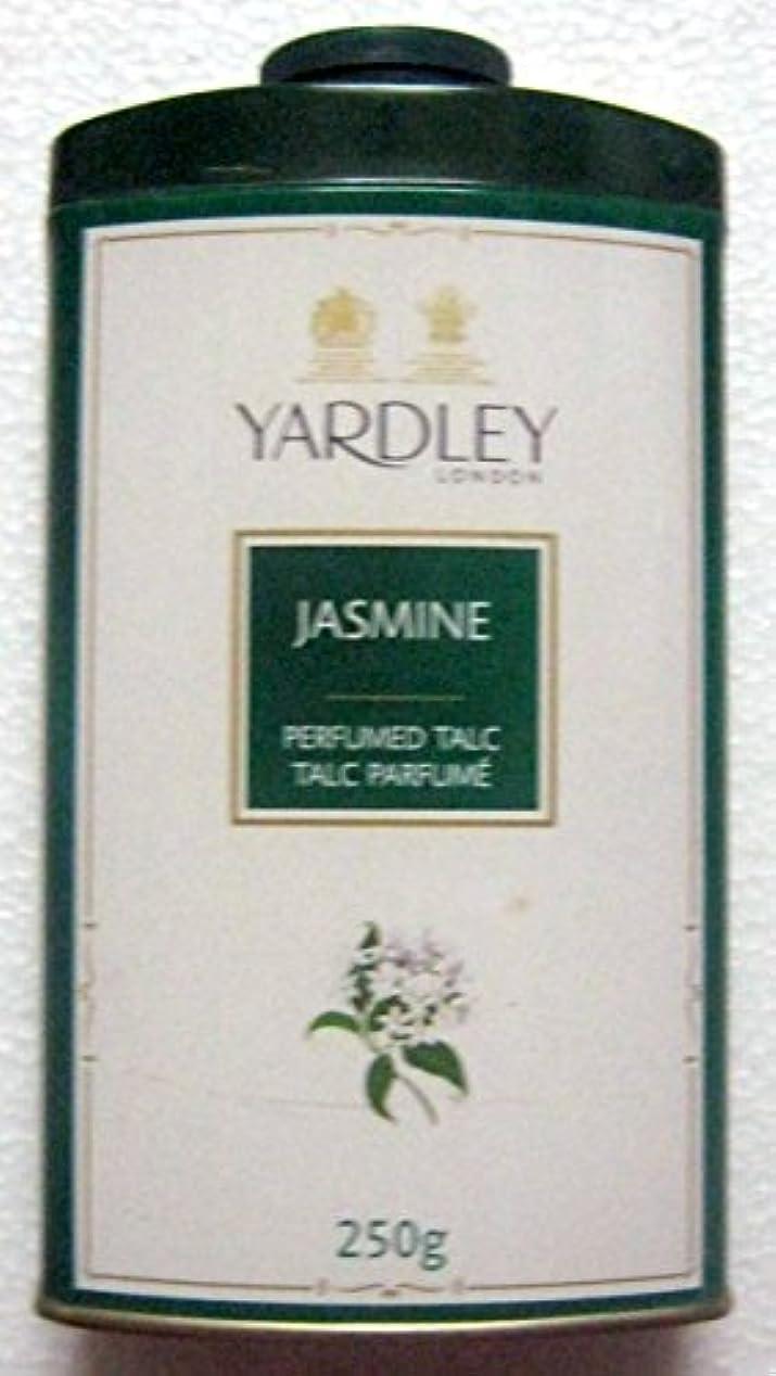 統治する罹患率欠かせないYardley London Jasmine Perfumed Talc - 250 g. 808 oz - India