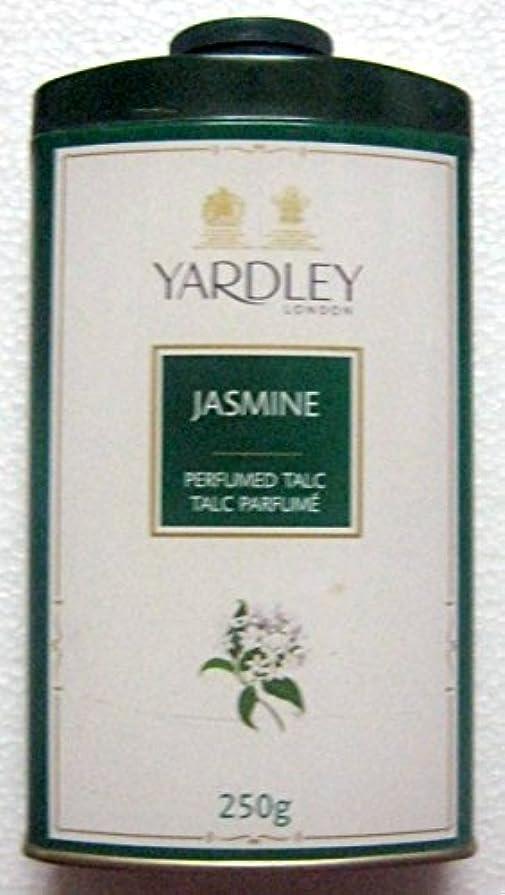 優越外側リベラルYardley London Jasmine Perfumed Talc - 250 g. 808 oz - India