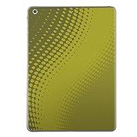 第2世代 iPad Pro 10.5 inch インチ 共通 スキンシール apple アップル アイパッド プロ A1701 A1709 タブレット tablet シール ステッカー ケース 保護シール 背面 人気 単品 おしゃれ その他 シンプル 模様 緑 001863