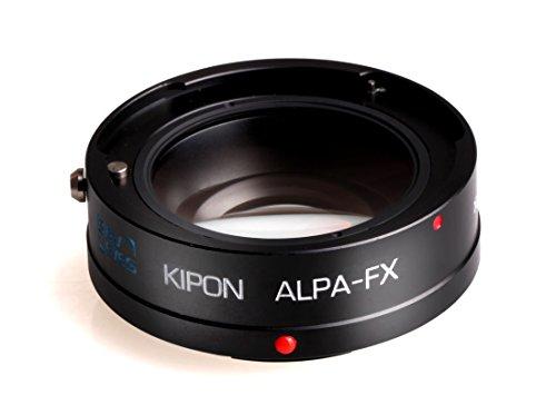 KIPON マウントアダプター BAVEYES ALPA-FX 0.7X  ボディ側 富士フイルムX/ レンズ側 アルパ  BAVEYES ALPA-FX 0.7X A