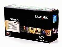 Lexmark Optra E 321N ( 12a7405)–オリジナル–トナーブラック–6.000ページ