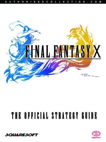 Final Fantasy X: The Official Strategy Guideの詳細を見る