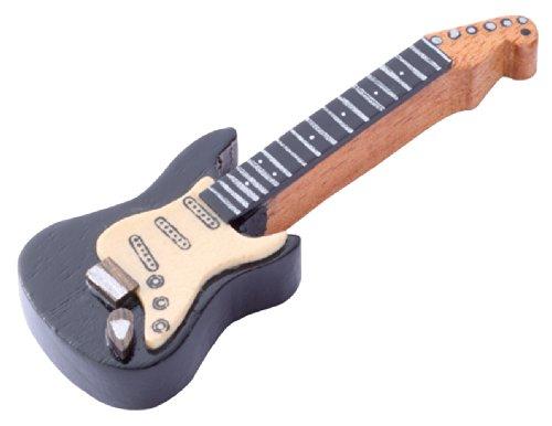 木製箸置き エレキギター 250303...