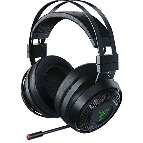 Nari ゲーミングヘッドセット THX 360度立体音響 無線 有線 冷却ジェルパッド 日本正規代理店保証品 RZ04-02680100-R3M1