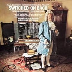 W.カルロス Swithed-On-Bach の商品写真