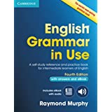 English Grammar in Use Book with Answers and Interactive eBook: Self-Study Reference and Practice Book for Intermediate Learn