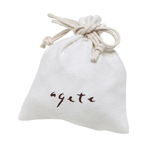 [アガット] agete 【 SVシルバーバン...の紹介画像4