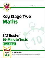 New KS2 Maths SAT Buster 10-Minute Tests - Foundation (for the 2020 tests)
