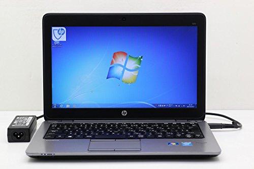 【中古】 hp EliteBook 820 G1 Core i5 4300U 1.9GHz/4GB/320GB/12.5W/FWXGA(1366x768)/Win7