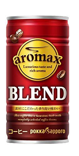 アロマックス ブレンド 缶 190mlx30本
